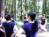 VOYAGE GROUPは無人島で個性をみたり、会社への理解を図ったりする(今年8月の様子)