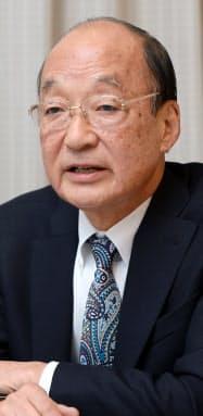 平井克彦(ひらい・かつひこ)氏 東京大経済学部を卒業後、東レに入社。1997~2002年に同社の社長。08年から健保連会長。74歳。