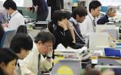 都知事選に向けて準備を進める東京都選挙管理委員会