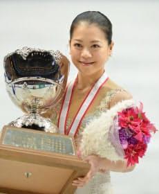 昨年末の全日本選手権で初優勝し、2大会連続の五輪出場を決めた