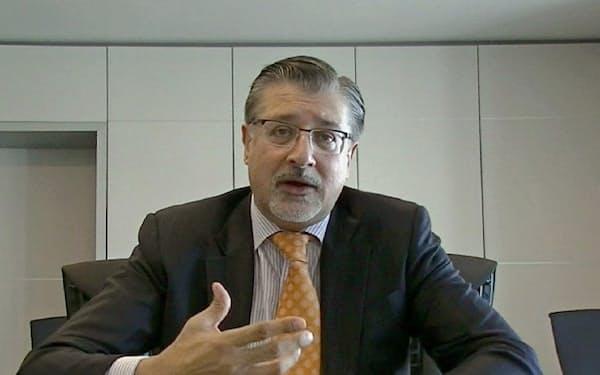 国際再生可能エネルギー機関(IRENA)事務局長 アドナン・アミン氏