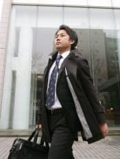 関陽平さんは顧客のニーズをつかむため足繁く取引先の現場に通う