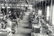 戦中にエンジンバルブを生産していた大幸工場