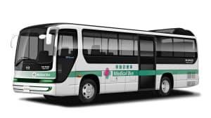 日野自動車はPHVバスの実用化をめざす