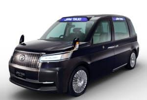 トヨタは燃費性能のよい次世代タクシーを東京五輪前にも実用化する計画