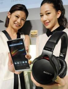 ソニーが昨年12月に発売したハイレゾ対応の携帯音楽プレーヤーは、2カ月近くたった今も品不足が続く