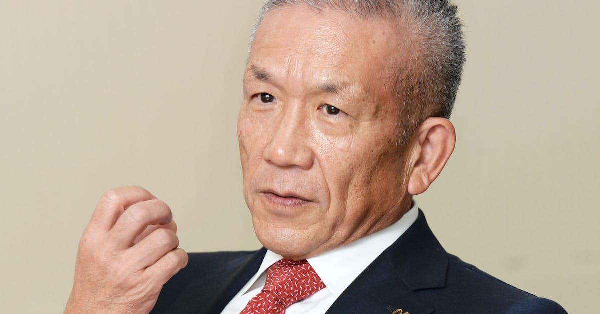 ゴンチャジャパン社長…