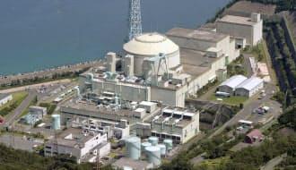高速増殖炉原型炉もんじゅ=福井県敦賀市