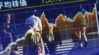 「株を買うというのはマイホームを買うのと同じ」と山田さん