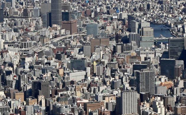 東証REIT指数は12年ぶりの高値圏にある