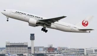 日本航空は7月から、国内線で機内インターネット接続サービス「JAL SKY Wi-Fi」を提供する