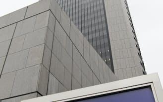みずほ銀行の基幹システムの統合は、IT業界の歴史上最大規模のものとなる。写真は東京営業部(東京・千代田)