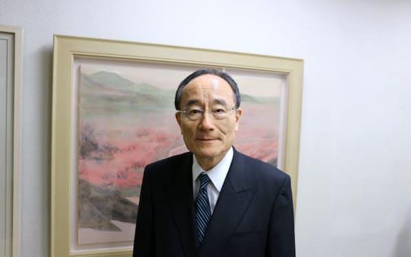 極東証券・菊池広之会長