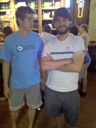 アルタエロス・エナジーズの創業者2人の出会いはMITの授業(右がベン・グラスCEO)