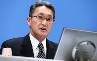 ソニーの平井一夫社長兼CEO