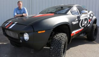 ローカルモーターズは、世界中のデザイナーや技術者から車のアイデアを集める