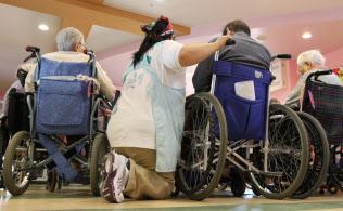 規制改革会議の議論の中で、社会福祉法人は地域福祉への貢献が義務づけられることになった(東京都内の特別養護老人ホーム)