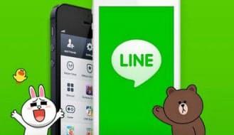 LINEはメッセージアプリのビジネス用途の開拓に乗り出した(同社サイトから)
