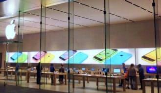 シリコンバレーのアップル本社近くにオープンした直営店