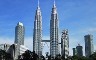 海外の不動産投資には様々なリスクがある(マレーシアのペトロナスツインタワー)