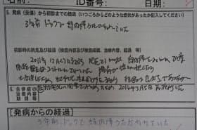 中国の作業者は日本の医師が書いた判読難解な記述もすらすら読み取る