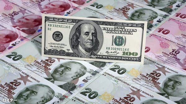 新興国通貨、強まる選別 「第2のトルコ」を警戒