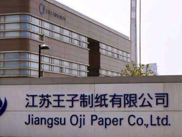 南通工場は計画発表から10年越しで本格稼働する(江蘇省南通市)
