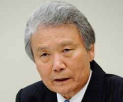 経団連の榊原新会長は、政権との共同歩調を重視する
