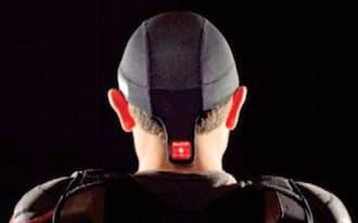 スポーツ選手が致命的なショックを受けたかどうかが分かるヘルメット