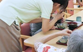 年収が多い人の介護サービス自己負担は2割に上がるが…(東京都内のグループホーム)