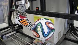 W杯の大会公式球「ブラズーカ」はアディダスが2年半をかけて開発した