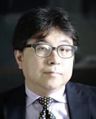 ふじもと・けんたろう 電気通信大情報理工卒。野村総合研究所を経て99年にフロントライン・ドット・ジェーピーを設立し社長。02年から現職