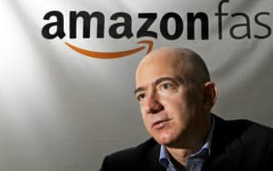 米アマゾン・ドット・コムのジェフ・ベゾスCEOも30歳で起業した