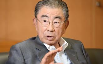 鈴木敏文 セブン&アイ・ホールディングス会長