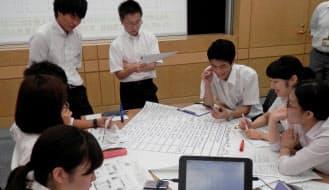 第一生命保険も夏のインターンから活況、冬開催も検討中(東京・千代田)
