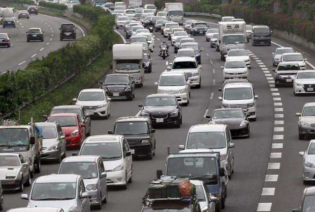 2016年の年始の高速道路は、1月2日と3日の上り線が渋滞のピークになりそうだ