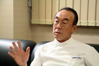 社会医療法人北斗の鎌田一理事長