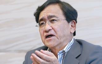 小林喜光・三菱ケミカルホールディングス社長