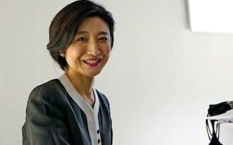 小川理事はプロのジャズピアニスト、技術者、経営幹部の3つの顔を併せ持つ