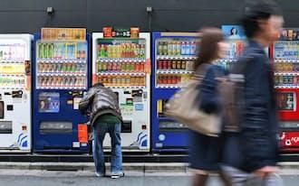 自販機でも価格競争が激しくなりそうだ