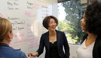 「理解者は、同じ挑戦をしている女性」 女性起業家養成所を設立した堀江愛利さん