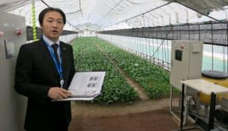 パナソニックが農業支援ビジネスに本格参入する