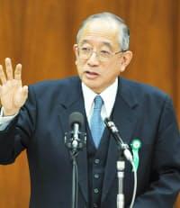 東郷和彦元外務省条約局長