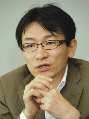 BNPパリバ証券チーフエコノミストの河野龍太郎氏