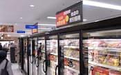 特売ではなく、通常の販売価格を下げる西友(川崎市の店舗)