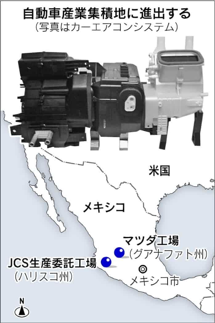 日本 クライ メイト システムズ