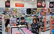 100円ショップのワッツがタイで展開する60バーツ均一店「コモノヤ」(バンコク市)