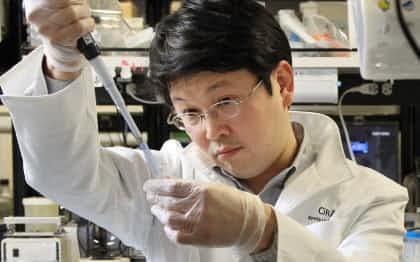 京大の井上准教授は難病のALSの治療に挑む