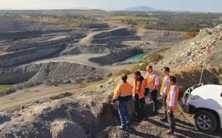中国の石炭輸入禁止による豪経済への影響は避けられそうにない(豪の炭鉱)