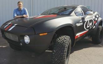 ローカルモーターズは、世界中のデザイナーや技術者から車のアイデアを集める(米アリゾナ州)